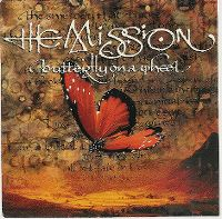 Cover The Mission - Butterfly On A Wheel