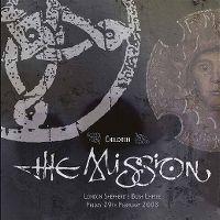 Cover The Mission - Children - London Shepherd's Bush Empire