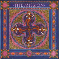 Cover The Mission - Severina