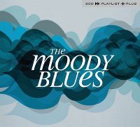 Cover The Moody Blues - 3CD » Playlist + Plus