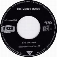 Cover The Moody Blues - Bye Bye Bird