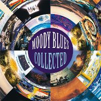 Cover The Moody Blues - Collected