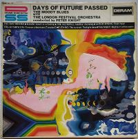 Cover The Moody Blues - Days Of Future Passed