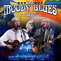Cover The Moody Blues - Days Of Future Passed Live