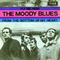 Cover The Moody Blues - Fly Me High
