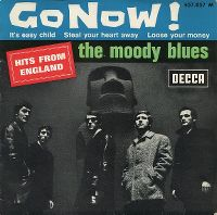 Cover The Moody Blues - Go Now!