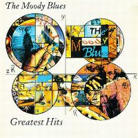Cover The Moody Blues - Greatest Hits