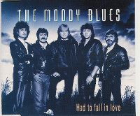 Cover The Moody Blues - Had To Fall In Love