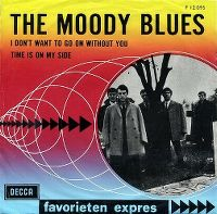 Cover The Moody Blues - I Don't Want To Go On Without You