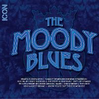Cover The Moody Blues - Icon