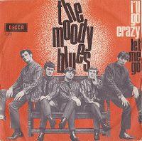 Cover The Moody Blues - I'll Go Crazy