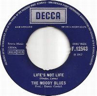 Cover The Moody Blues - Life's Not Life