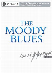 Cover The Moody Blues - Live At Montreux 1991