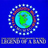 Cover The Moody Blues - MCMXC - The Story Of The Moody Blues ... Legend Of A Band