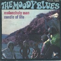Cover The Moody Blues - Melancholy Man