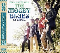 Cover The Moody Blues - Nights In White Satin - The Essential