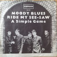 Cover The Moody Blues - Ride My See-Saw