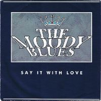 Cover The Moody Blues - Say It With Love