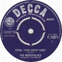 Cover The Moody Blues - Steal Your Heart Away