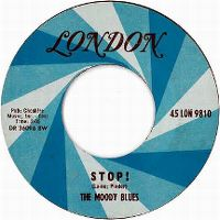Cover The Moody Blues - Stop!