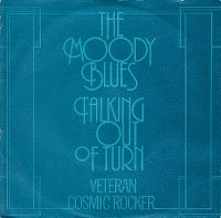 Cover The Moody Blues - Talking Out Of Turn
