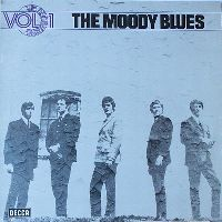 Cover The Moody Blues - The Beginning Vol. 1