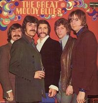Cover The Moody Blues - The Great Moody Blues
