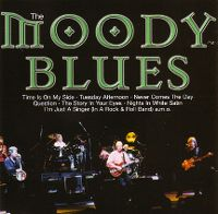 Cover The Moody Blues - The Moody Blues