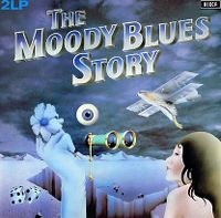 Cover The Moody Blues - The Moody Blues Story