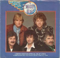 Cover The Moody Blues - The Other Side Of Life