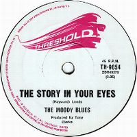 Cover The Moody Blues - The Story In Your Eyes
