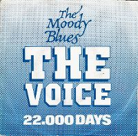 Cover The Moody Blues - The Voice