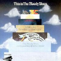 Cover The Moody Blues - This Is The Moody Blues
