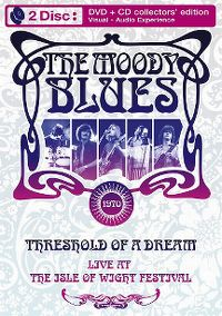 Cover The Moody Blues - Treshold Of A Dream - Live At The Isle Of Wight Festival