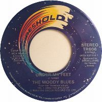 Cover The Moody Blues - Under My Feet