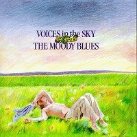 Cover The Moody Blues - Voices In The Sky - The Best Of The Moody Blues