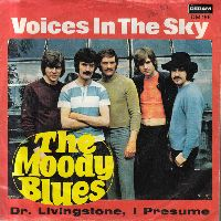 Cover The Moody Blues - Voices In The Sky