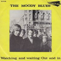 Cover The Moody Blues - Watching And Waiting