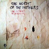 Cover The Mothers Of Invention - The Worst Of The Mothers