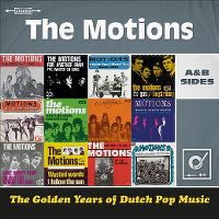Cover The Motions - The Golden Years Of Dutch Pop Music
