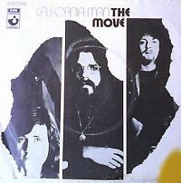 Cover The Move - California Man