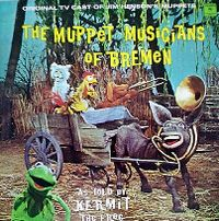 Cover The Muppets - The Muppet Musicians Of Bremen