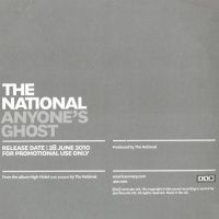 Cover The National - Anyone's Ghost