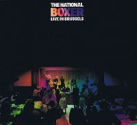 Cover The National - Boxer - Live In Brussels