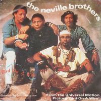 Cover The Neville Brothers - Bird On A Wire