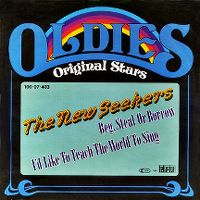 Cover The New Seekers - Beg, Steal Or Borrow