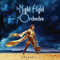 Cover The Night Flight Orchestra - Aeromantic II