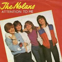 Cover The Nolans - Attention To Me