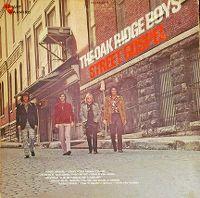 Cover The Oak Ridge Boys - Street Gospel