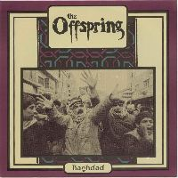 Cover The Offspring - Baghdad